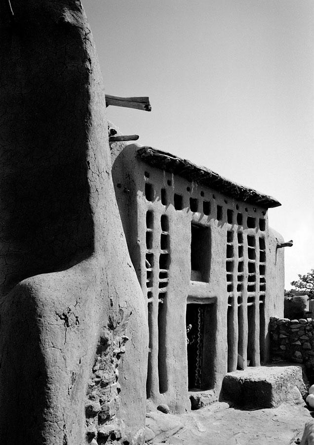 Hogon House, Ogel ley, Sanga, Mali