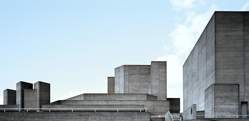 National Theatre, London - Denys Lasdun
