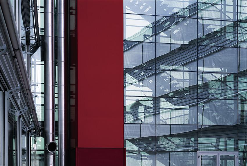 Kinkplatz School, Vienna - Helmut Richter