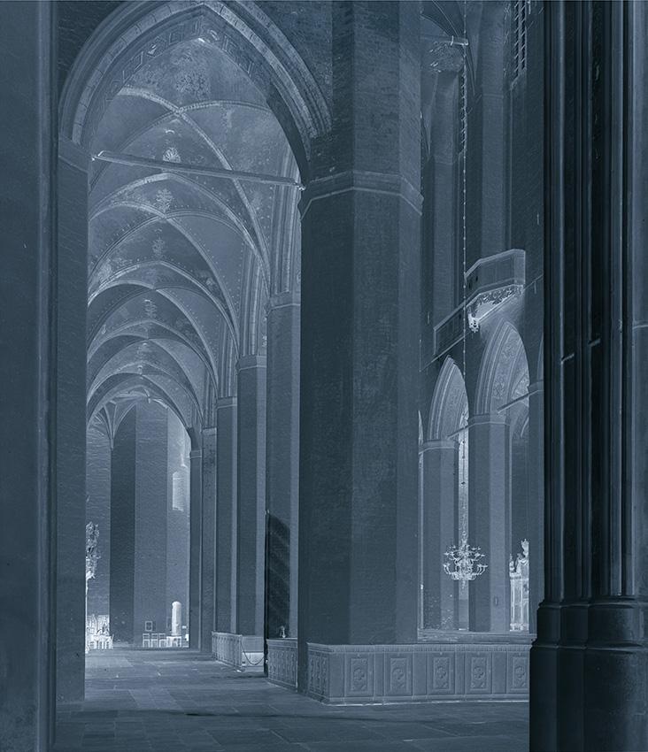 Marienkirche, Straslund, Germany