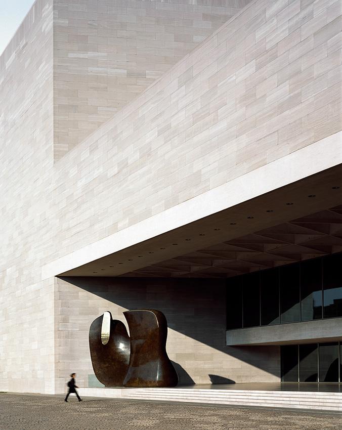 National Gallery, Washington - I M Pei