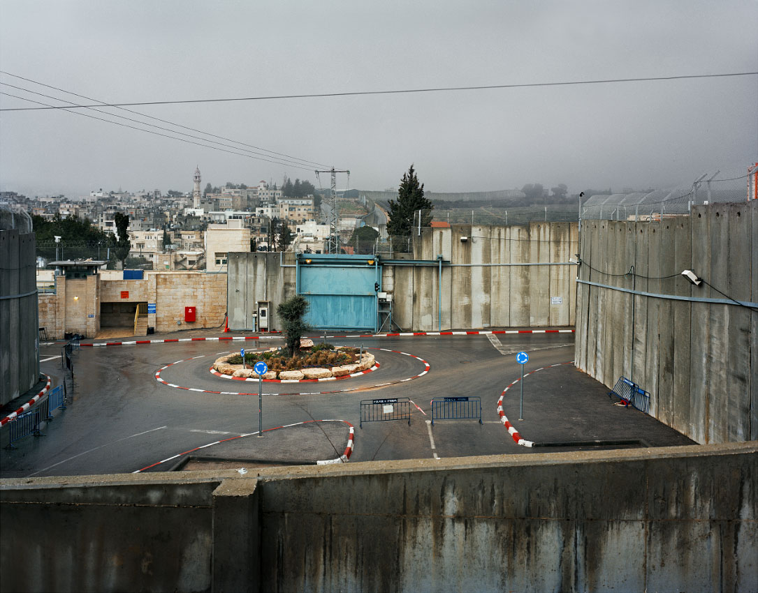 Tomb of Rachel and Bilal bin Rabah mosque, Bethlehem.<br/> West Bank, Area C - closed military area.
