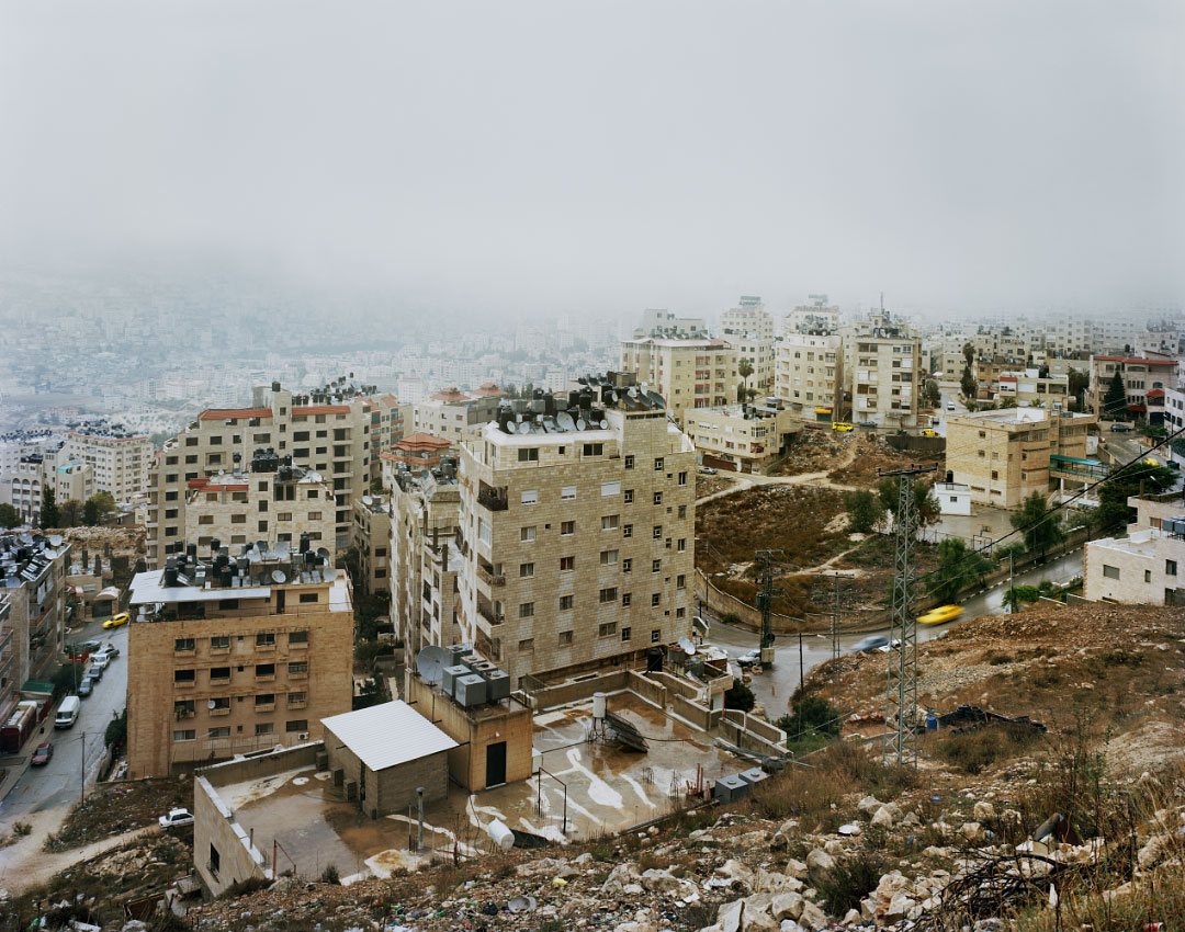 Nablus.<br/> West Bank, Area A – full Palestinian civil and security control.