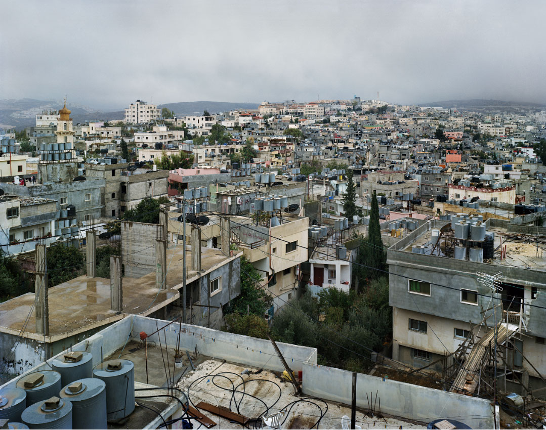 Dheisheh Refugee Camp, Bethlehem.<br/> West Bank, Area A – full Palestinian civil and security control.