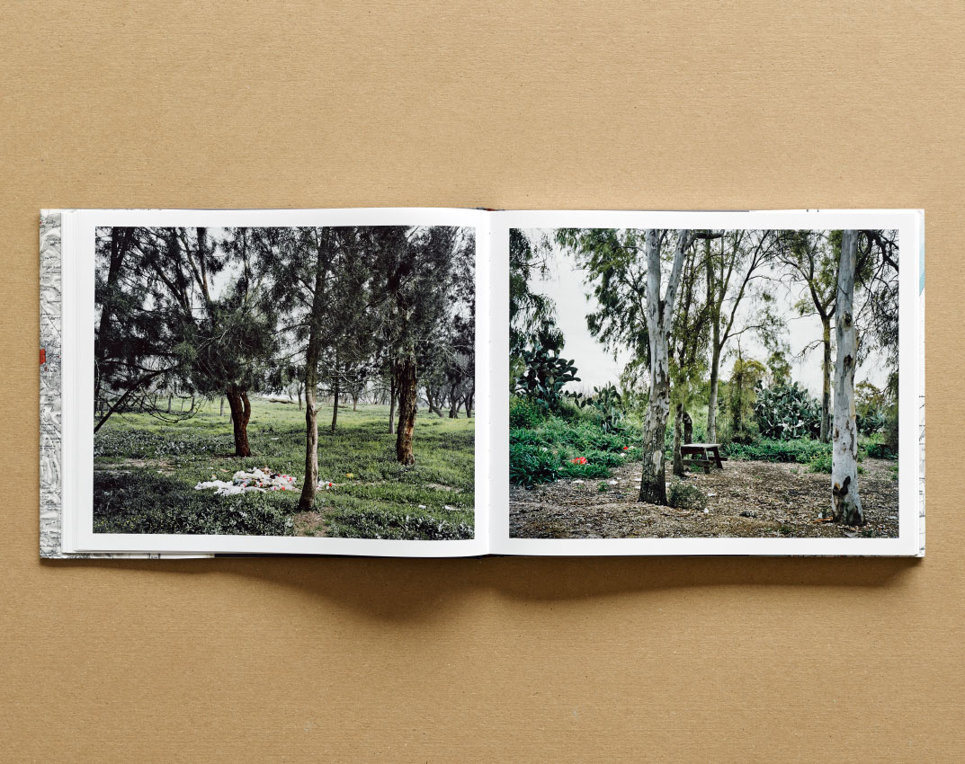 Time and Remains - of Palestine<br/>Introduction: Raja Shehadeh<br/>Kehrer Verlag – 2016 –  300 x 240mm, 192 pages, 95 colour plates.